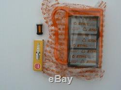 Genuine STIHL TS410 TS420 Service Kit, Air, Fuel Filter, Plug