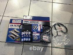 Genuine Suzuki SWIFT SPORT Service Kit 2011-16 Engine Maintenance FILTERS BELTS