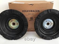 Genuine VW Top Suspension Strut Mounts & Bearings Kit VW T5 T6 Van & Caravelle