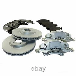 Genuine VW Transporter T5 T6 pair front brake calipers 340mm discs big brake kit