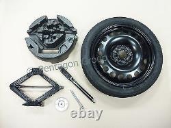 Genuine Vauxhall Astra K Mk7 16 Space Saver Spare Wheel Full Kit Holder &Carpet