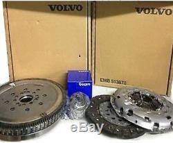 Genuine Volvo Clutch kit Dual Mass Flywheel Control Cylinder D5 S60/S80/XC90/XC
