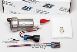 Genuine WALBRO 460LPH E85 In-Tank Fuel Pump+FITTING KIT FOR SKYLINE R32 GTR