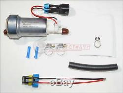 Genuine Walbro 525lph F90000285 Hellcat Fuel Pump & Install Kit E85 Compatible