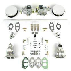 Genuine Weber 34ICT carburettor kit jetted for 1.9/2.0 VW T25 Waterboxer