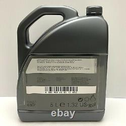 Genuine mercedes benz 722.6 5 speed automatic gearbox service kit filter 6L oil