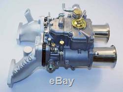 MG Midget Austin Healey Sprite 61-74 Weber Carburetor 45 DCOE Genuine Weber kit