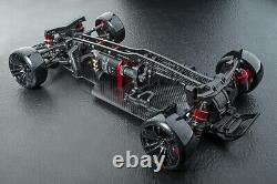 MST FMX 2.0 LCG Rwd RC Drift Car Chassis Kit 1/10 Scale #532191 UK