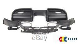 Mini New Genuine F56 F57 Jcw Pro Diffuser Kit Rear Fits With Pdc 2339046