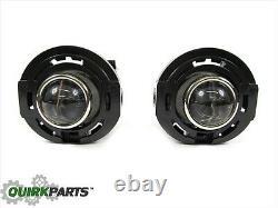 NEW 2011-2014 Chrysler 300 Fog Lamp Light Lights Kit MOPAR GENUINE OEM 82212324