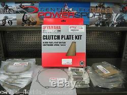 NEW Genuine Yamaha Clutch Kit fits 06-12 FZ1 / 04-06 YZF-R1 R1