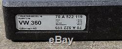 NEW Painted Genuine OEM VW Golf GTI MK6 R20 Side Skirts R Package Body Kit R5Z