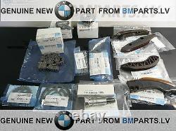 New Genuine Bmw N47 Upper Lower Timing Chain Kit All Set