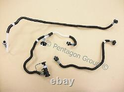 New Genuine Jeep Grand Cherokee 2.7CRD 1999-2004 Set Of 3 Fuel Lines Pipes Kit