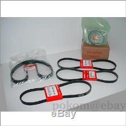 OEM 96 97 98 99 00 Genuine Factory Honda Civic timing belt tune-up kit