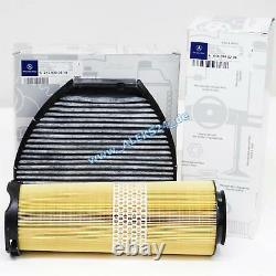 Original Inspektion Service Filterpaket Mercedes C-klasse W204 C200 C220 CDI