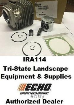 P050005320 Genuine ECHO Complete Piston & Cylinder Kit for CS-8000 QV-8000
