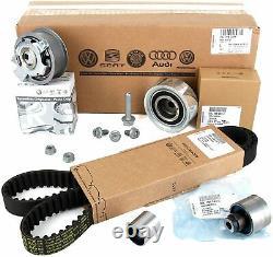 SEAT 1.6L 2.0L 16v TDi Cambelt Kit, Timing belt kit Genuine
