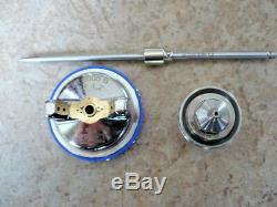 Sata jet 5000 B RP 1.2 Nozzle KIT Repair Replace Genuine New 210260