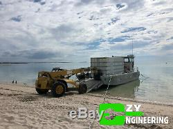 Shipping Container wheels EZY WHEELS real HEAVY DUTY kit. Australian Made