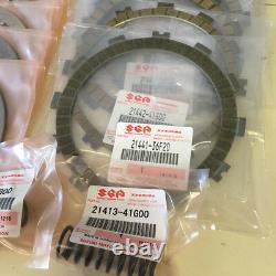 Suzuki Genuine Part Clutch Plate Kit (GSXR1000 K7-K8) 21400-36871-000