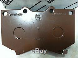 Toyota Tundra 2004-2006 Genuine OEM Front Brake Rotors, Pad Kit, Shims and Pins
