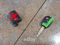 Toyota Tundra Crewmax 218 Black Mirror Cover Door Handle Kit Genuine OE OEM