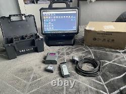 VAS6154 TESTER Genuine ACTIA ODIS VCI and CF-D1 and CF-VEBD-111 KIT AUDI VW SEAT