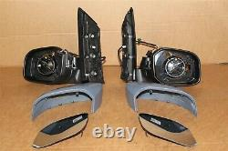 VW Caddy'Caddy life' POWER FOLDING wing mirror upgrade kit New genuine VW parts