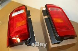 VW Caddy WING DOOR UK RHD ONLY 2016 rear light upgrade kit New genuine VW