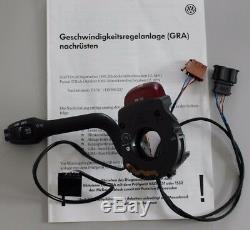 VW Golf 3 Vento TDI Tempomat Nachrüstsatz neu MK3 GRA cruise speed control kit