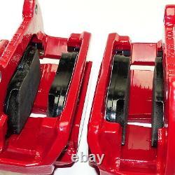VW Golf Mk7 GTI Clubsport S genuine front brake calipers 340mm big brake kit