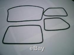 VW Rabbit Gti Mk1 Golf Main Window Seal Kit OEM