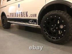 VW SWAMPER WHEEL ARCH KIT VW Transporter T6 SWB Genuine VW OEM FREE SHIPPING