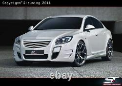 Vauxhall Opel Insignia / Body Kit / Fit Perfect / Real Photo