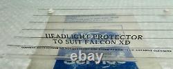 XD Falcon Esp Fairmont Ghia Genuine Ford Nos Wrap Around Headlamp Protector Kit