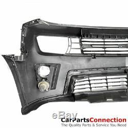 ZL1 Conversion Front Bumper Complete Kit 2010-2015 Chevolet Camaro LS LT SS