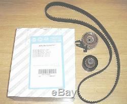 100% Authentique Alfa Romeo 147 156 166 1.8 / 2.0 16v Ts New Cam Kit Courroie De Distribution