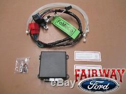 11-14 F-150 Système D'alarme Oem D'origine Ford Parts Scalable Security Kit Nouveau