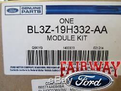 11-14 F150 F150 Oem Véritable Usine Ford Dash Kit Contrôleur De Freins De Remorque