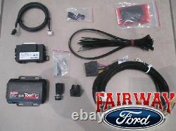 19 À 20 Ranger Oem Genuine Ford Adjustable Trailer Brake Controller Kit