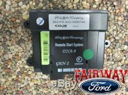 19 Transit Thru 15 Oem D'origine Ford Kit De Démarrage À Distance 2 Fobs Aucune Programmation