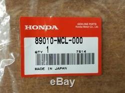 2001-2007 Spirit Honda Shadow Vt750 Véritable Outil Kit 89010-mcl-000 Oem