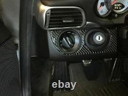 2005-2008 Porsche 911 / 997 Real Carbon Fiber Dash Trim Kit