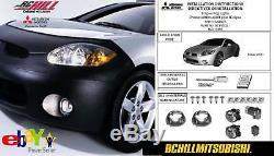 2006 2007 2008 Véritable Mitsubishi Eclipse Fog Light Kit Lumière Mz313484 Driving