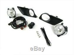 2011-2014 Dodge Charger Lampe Fog Light Kit Mopar Véritable Oem Tout Neuf