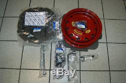 2012-2015 Nouveau Véritable Hyundai Veloster Roue De Secours Kit Turbo Usine Donut Oe