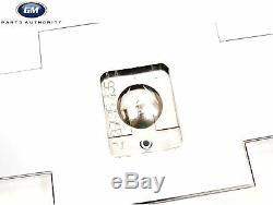 2015-2020 Chevrolet Colorado Noir Bowtie Emblem Kit 84261878 Gm D'origine Oem