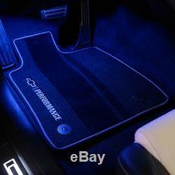 2016-2019 Chevrolet Camaro Gm D'origine Intérieur Footwell Kit D'éclairage 23248208