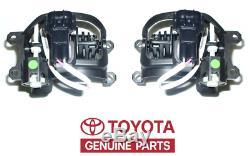 2016-2019 Toyota Tacoma Trd Pro Kit De Phares Antibrouillard À Led Rigides